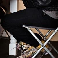Splatter Boots